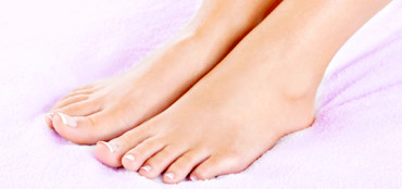 Pedicure at Nail Pampering Parlour in Paoli, PA